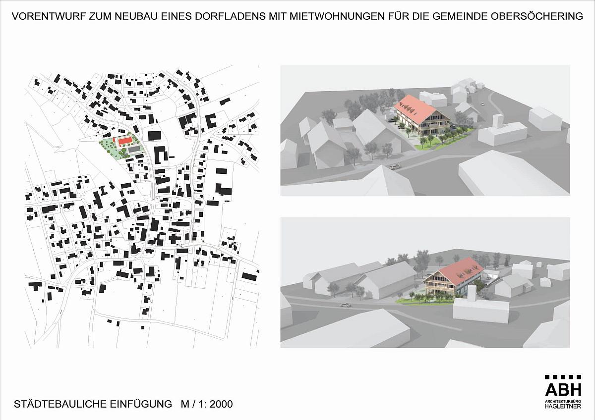 Städtebauliche Einfügung